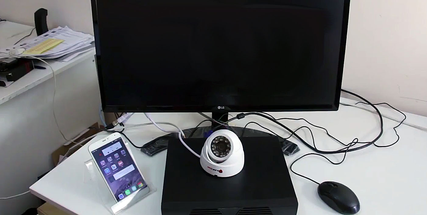 Видеонаблюдение онлайн