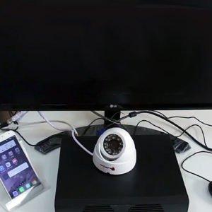 Видеонаблюдение online