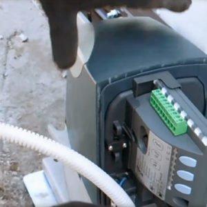 Автоматика на откатные ворота