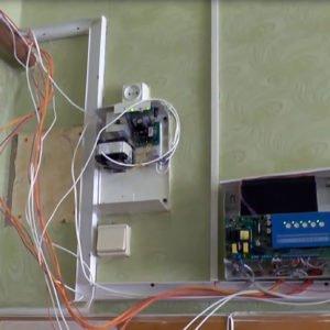 Ремонт охранной сигнализации