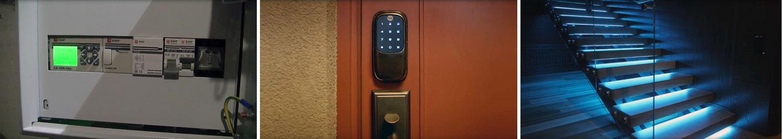 Элементы системы автоматизированного жилья