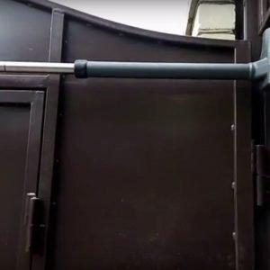 Автоматизация открывания ворот