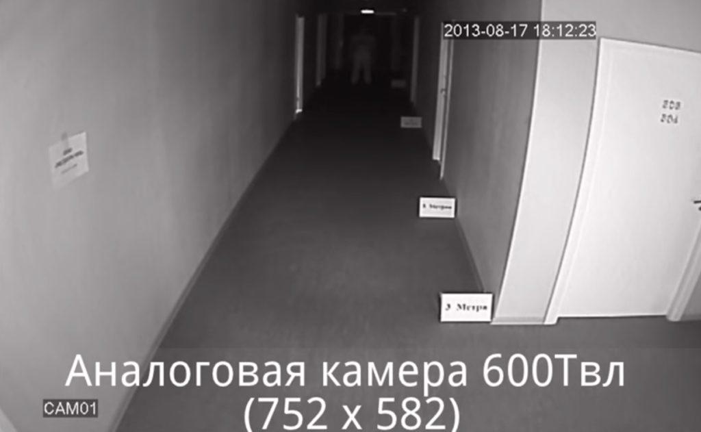Монтаж аналогового видеонаблюдения