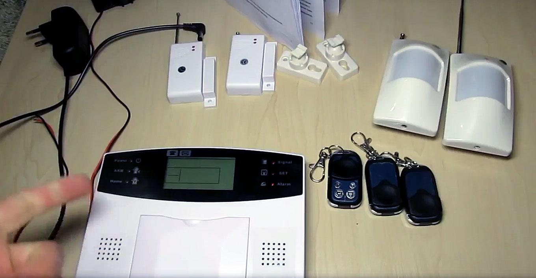 обслуживание охранной сигнализации
