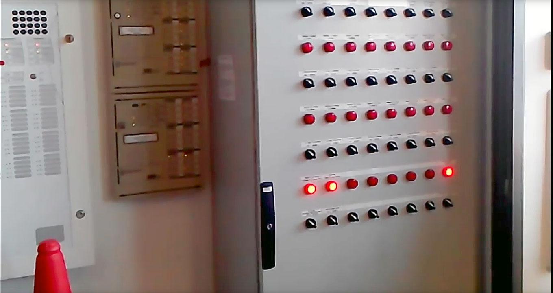 Пожарная сигнализация в отеле