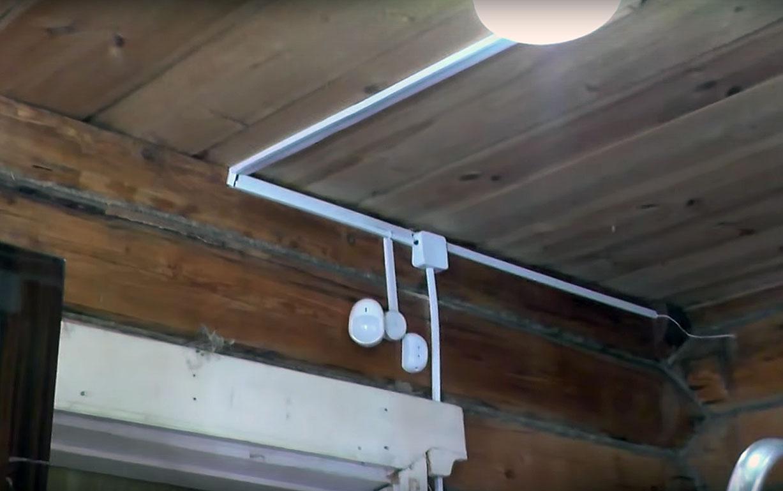 Монтаж и наладка системы охранной сигнализации для коттеджа