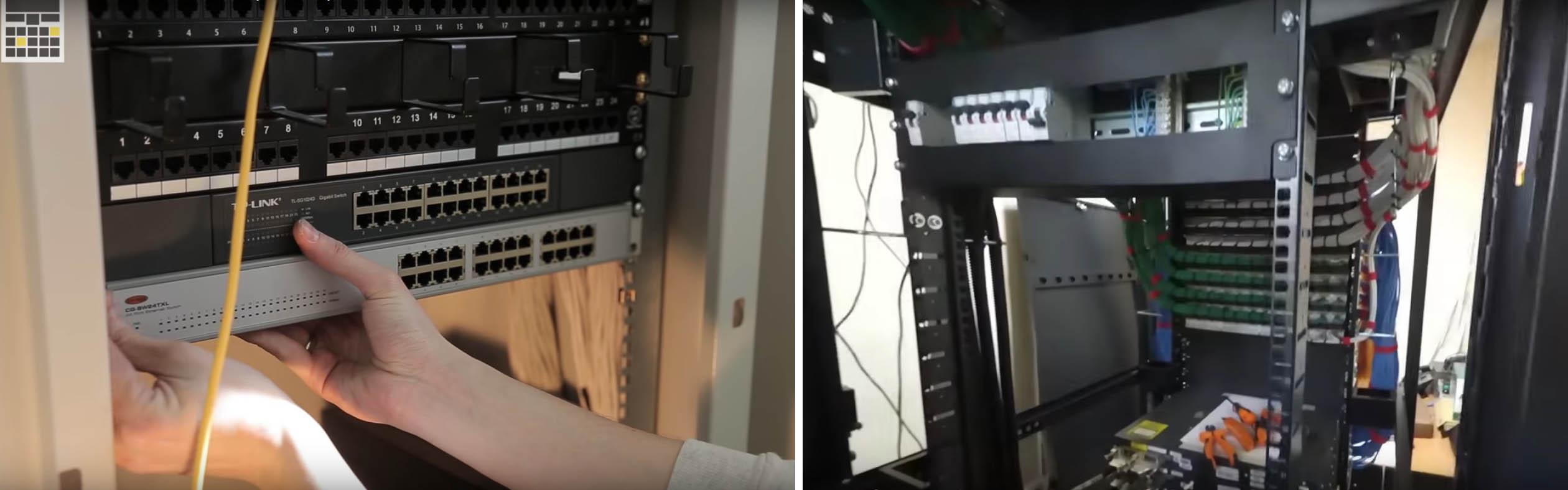 Техническое обслуживание кабельных систем