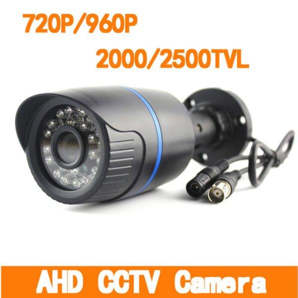 Пример ahd камеры и ее разрешение
