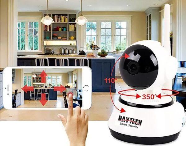 Применение web камеры wifi