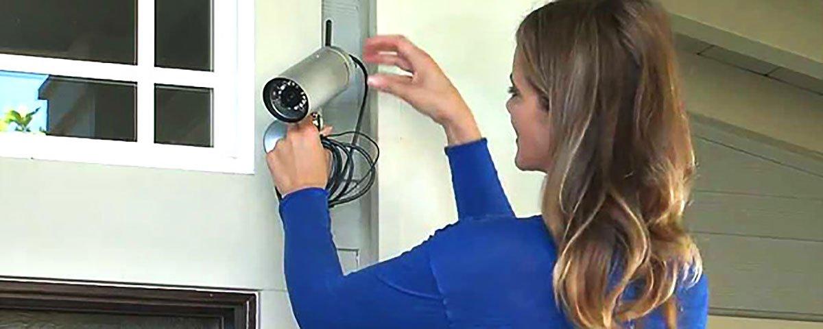 Видеонаблюдение для частного дома самостоятельно