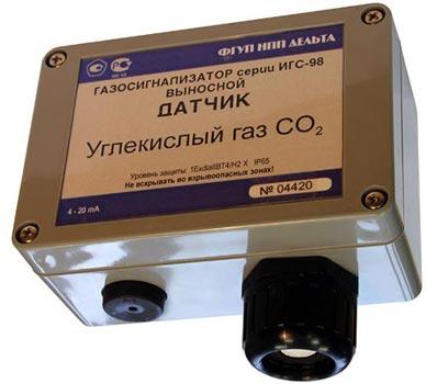 Датчик CO2
