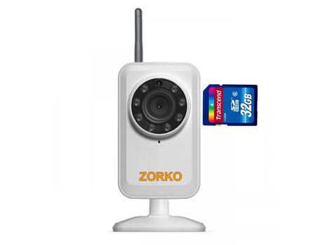 Камера видеонаблюдения с записью на флешку