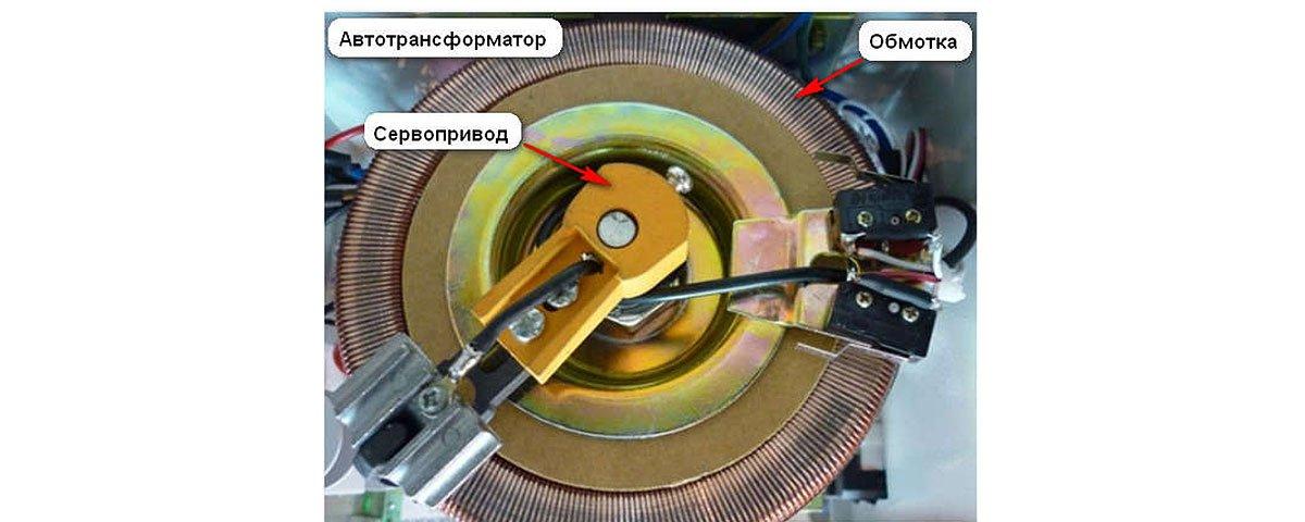 Принцип работы стабилизатора напряжения 220в