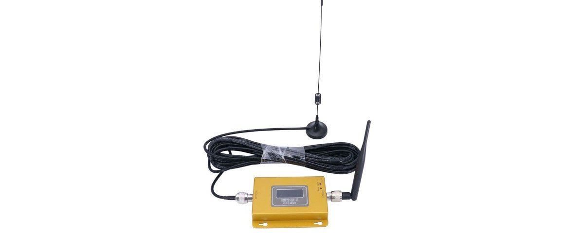Двухмодульный усилитель сигнала сотовой связи и интернета
