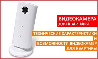 Видеокамера для квартиры миниатюра