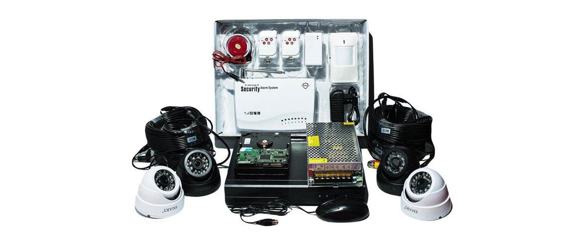 Эконом класс камер видеонаблюдения в дом