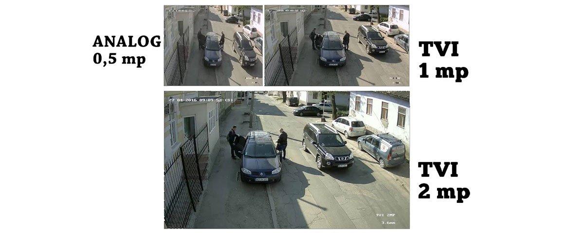 Разрешение камер видеонаблюдения в дом